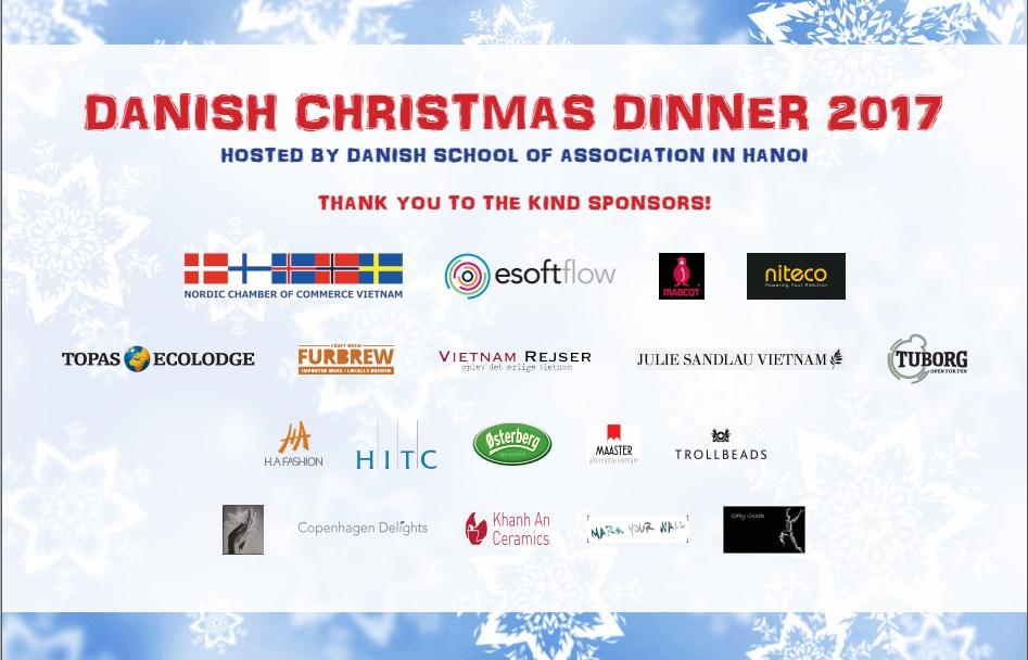 Danish Christmas Dinner 2017