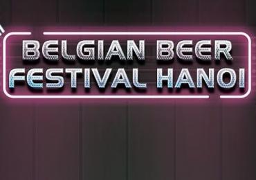 Belgian Beer Festival Hanoi