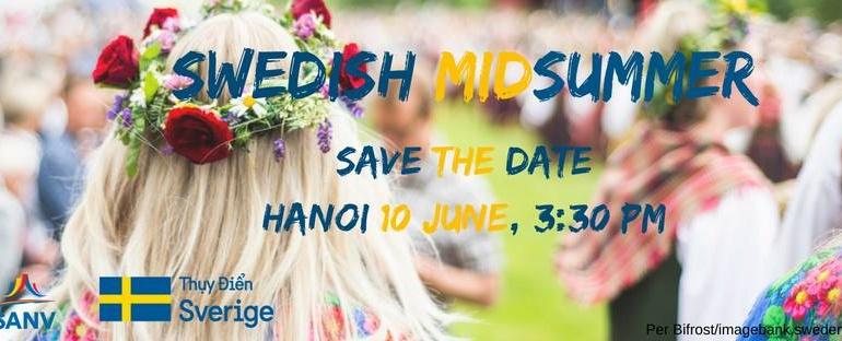 Hanoi Swedish Midsummer