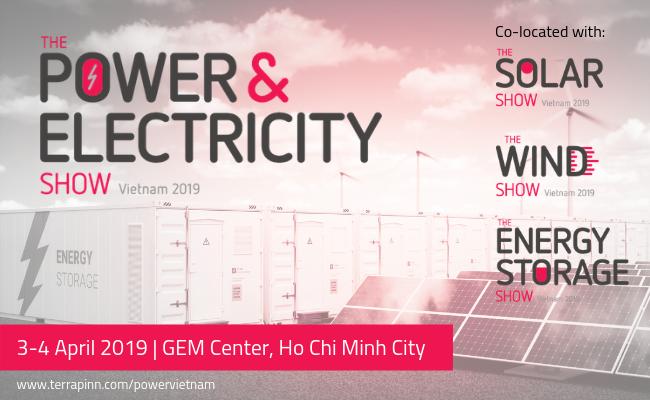 The Power & Electricity Show Vietnam 2019