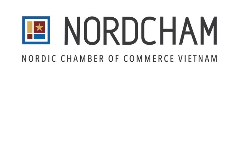 New logo announcement from Nordcham Vietnam