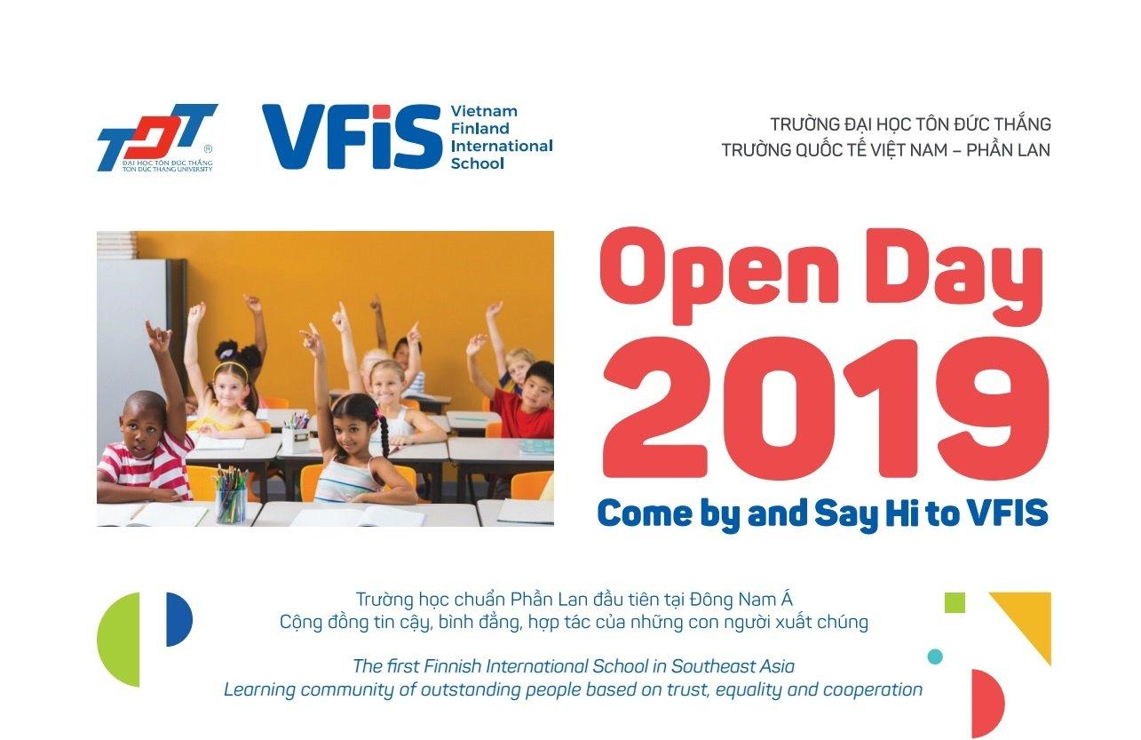 VFIS Open Day 2019