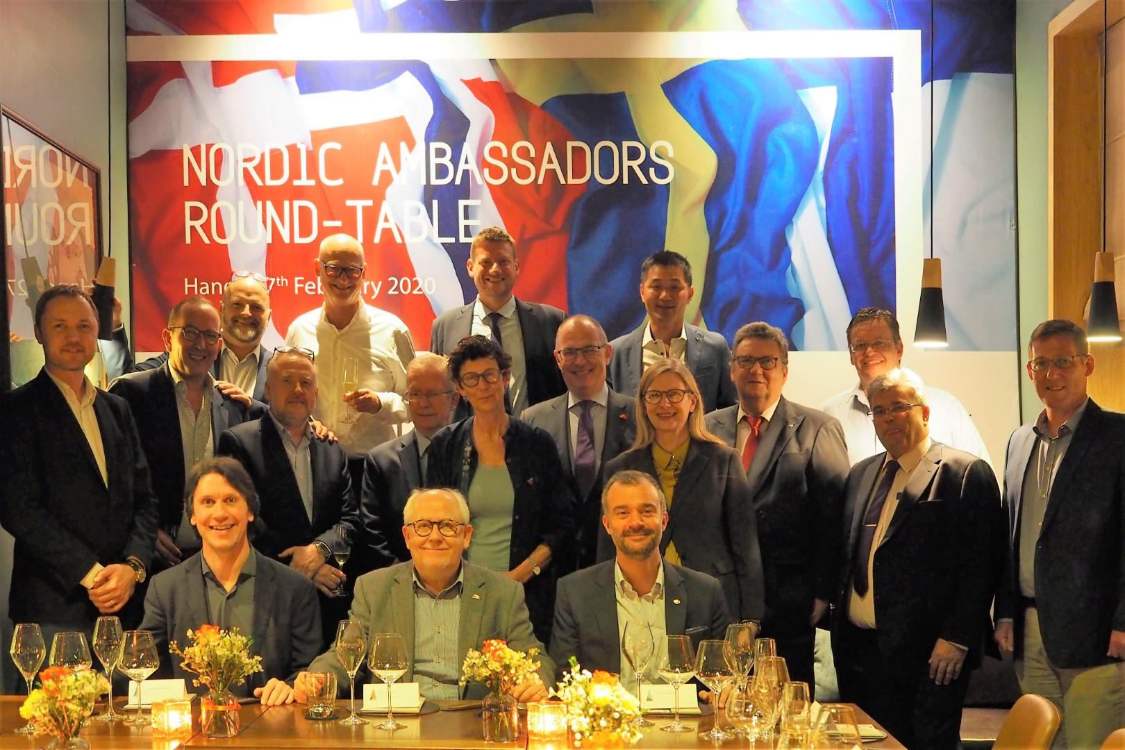 Nordcham Ambassador Roundtable _ 27Feb2020