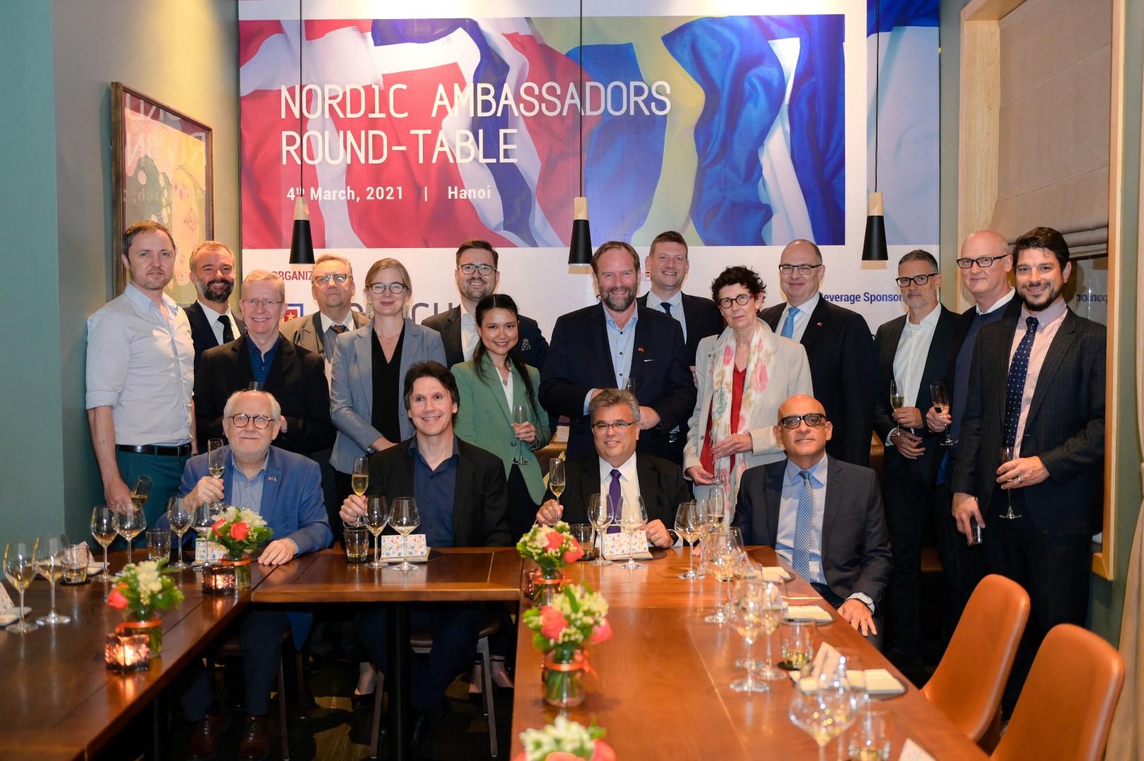 Nordic Ambassador Round-table 2021